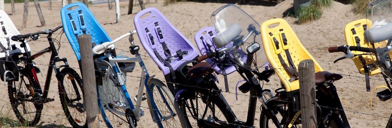 Cykelstole bag