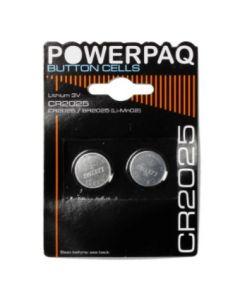 Powerpaq 2025 batterier