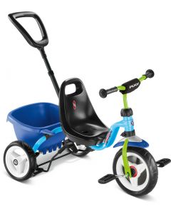 Puky CEETY Cykel Blå/Kiwi