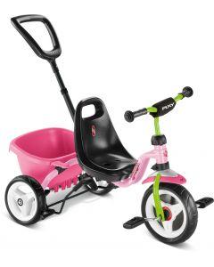 Puky CEETY Cykel Rosé/Kiwi
