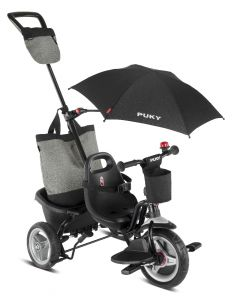 Puky CEETY Comfort Cykel Sort