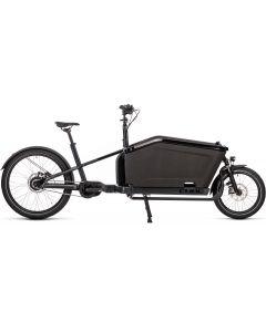 Cube Cargo Hybrid Ladcykel Med El-Motor