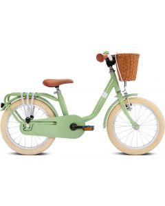 Puky Classic Alu 12 Børnecykel Grøn