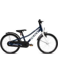 "Puky Cyke 18"" Alu Børnecykel Racing Blue/Hvid"
