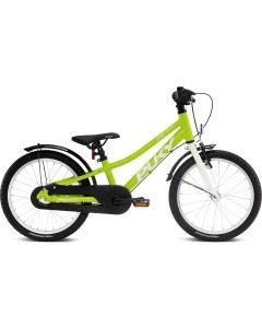 """Puky Cyke 18"""" Alu Børnecykel Med 3 Gear Grøn"""