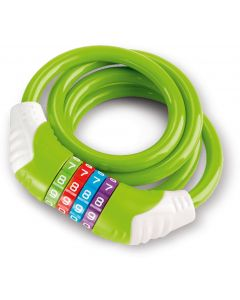 Puky KS Spirallås 120 cm Grøn