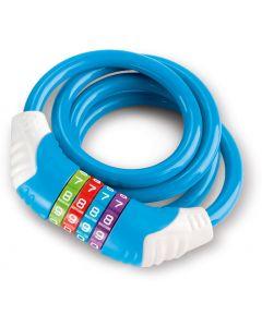 Puky KS Spirallås 120 cm Blå
