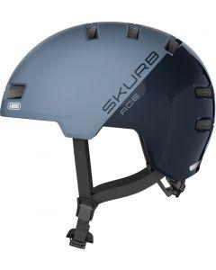 Abus Skurb ACE Glacier Blue 52-56 cm