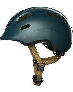 Abus Smiley 2.0 Cykelhjelm Royal Green 50-55 cm