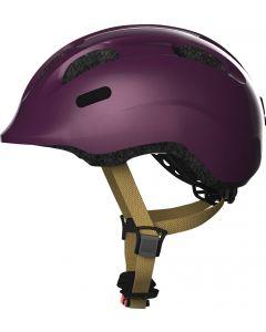 Abus Smiley 2.0 Cykelhjelm Royal Purple 50-55 cm