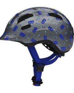 Abus Smiley 2.1 Cykelhjelm Blue Maritim M 50-55 cm