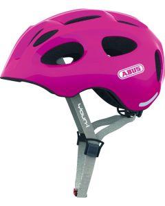 Abus Youn-I Cykelhjelm Sparkling Pink M 52-57 cm