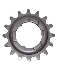 Bag tandhjul til indvendige gear