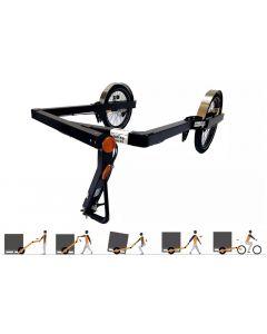 Bicylift Trailer Til Cyklen