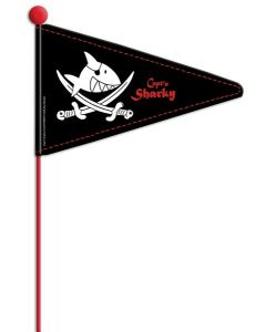 Capt'n Sharky flag