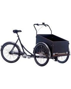 Christiania shortbox ladcykel