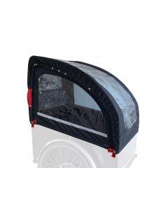 Bugatti Kaleche Til Christiania Light XL - Sort