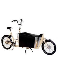 Christiania 2hjuler 8g Creme