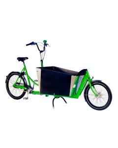 Christiania 2hjuler 8g Grøn