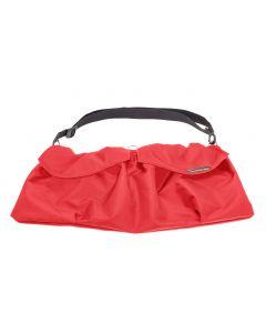Christiania taske til styret rød