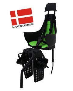 Goguard L Cykelstol - Grøn