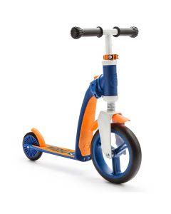 Scoot and Ride Highwaybaby 2 i 1 blå/orange