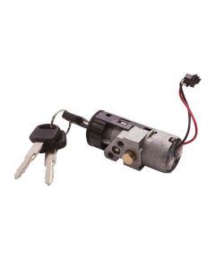 Tændningslås til batteri. Inkl. 3 nøgler