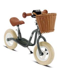 Puky Løbecykel Anthracite Grå