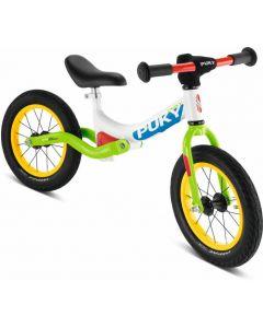 Puky LR Ride - Hvid-kiwi