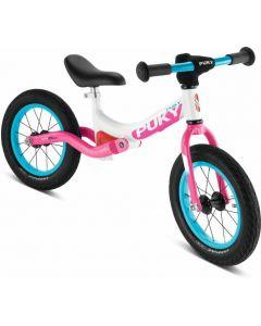 Puky LR Ride - Hvid-pink