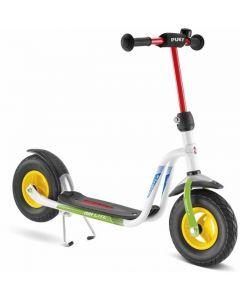 Puky R 03L løbehjul - White-Kiwi