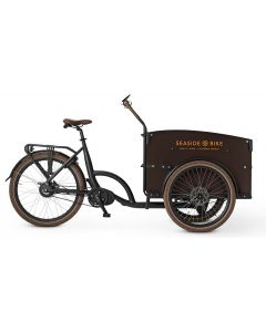 Seaside bike Brun auto