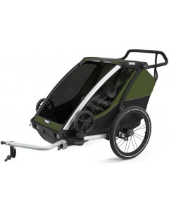 Thule Chariot Cab 2 XL Cykeltrailer