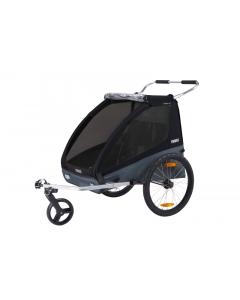 Thule Chariot Coaster XT Black