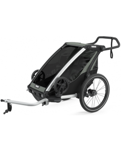 Thule Chariot Lite 1 Cykeltrailer Agave