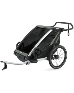 Thule Chariot Lite 2 Agave Cykeltrailer