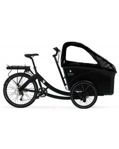 Triobike Boxter el ladcykel fra triobike