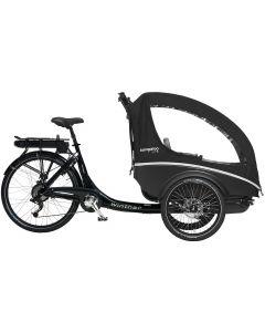 Winther Kangroo Lite ladcykel med elmotor