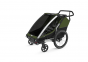 Thule Chariot Cab 2 Cykeltrailer