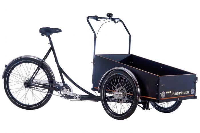 Christianiabikes low box ladcykel