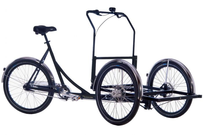 Christianiabikes nobox ladcykel