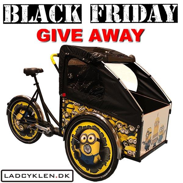 Black Friday GIVE AWAY - Christiania light ladcykel