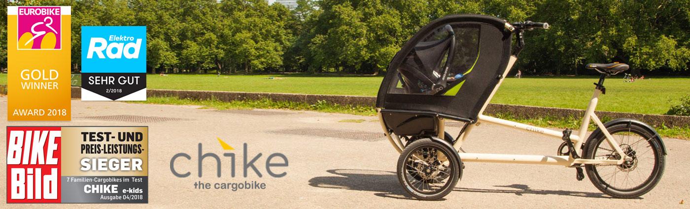 chike ladcykel banner og test